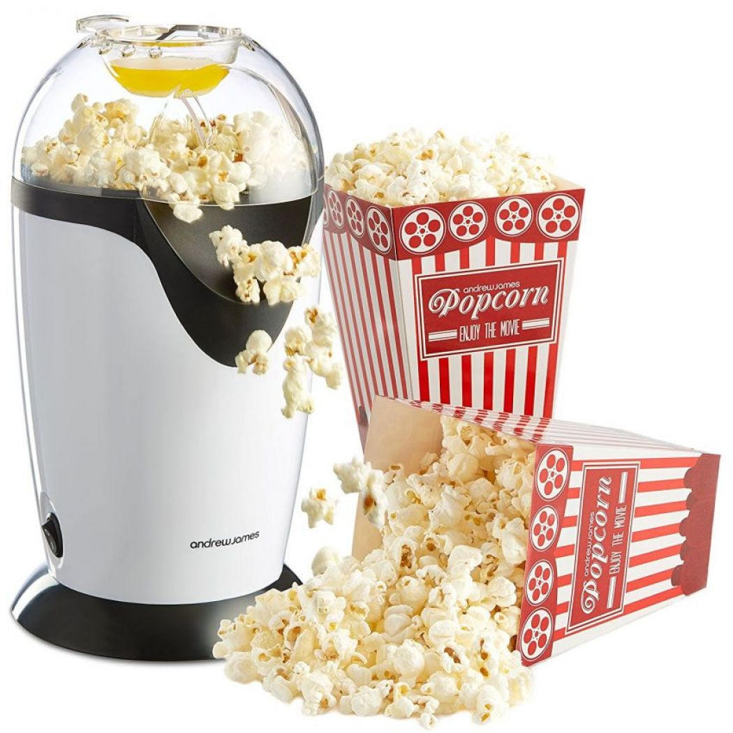 Electric Pop Corn Maker