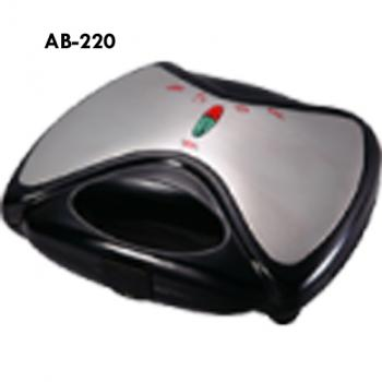 Abson Sandwich Maker (2 slice) - 220