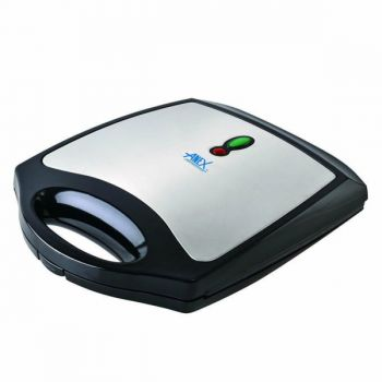 Anex AG 2037 4 Slice Sandwich Maker Black Brand Wa