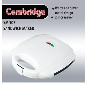 Cambridge Sandwich Maker Sm-107