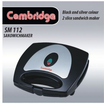 Cambridge Sandwich Maker Sm-119