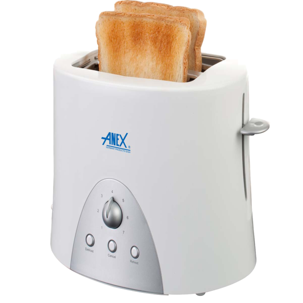AG 3011 2 Slice Toaster Cool touch
