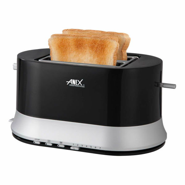 Anex 2 Slice Toaster Cool Touch AG 3017