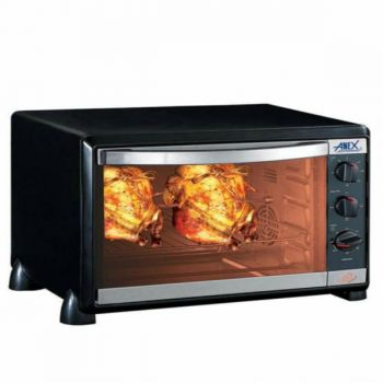 Anex AG 2070 BB Oven Toaster Black