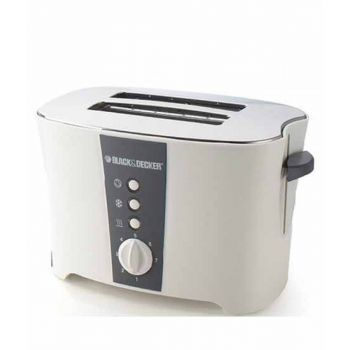 Black And Decker 2 Slice Long Toaster ET122