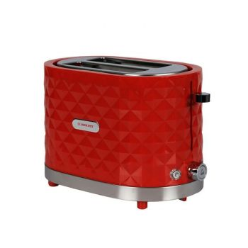 Jackpot 2 Slice Toaster JP-976 - Red