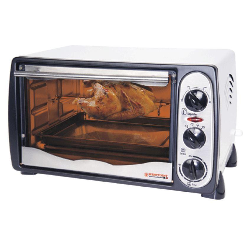 Westpoint Oven Toaster White In Pakistan Hitshop