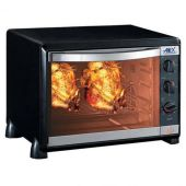 Anex Oven Toaster - Black AG-2070 BB