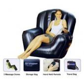 Bestway Comfort Quest Massage Air Chair Lounger