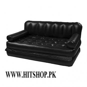 5 IN 1 SOFA BED FREE ELECTRIC PUMP