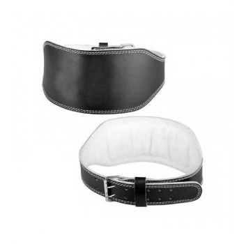 4 Inch Leather Weight Lifting Belt