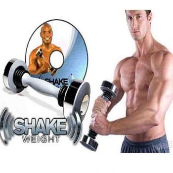 Shake Weight for Men Increases Muscle More