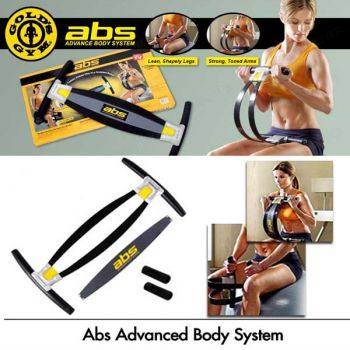 Latest Golds Gym Advanced Body System
