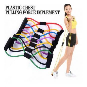 Resistance Rubber Band Chest Expander Rope