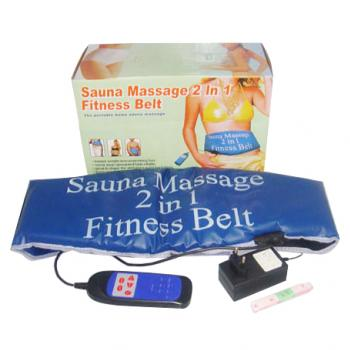 Sauna Massage 2 in 1 Fitness Belt With CE and ROHS