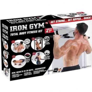 Iron Gym Exercise Machine