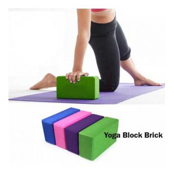 Yoga Block Brick Exerciser