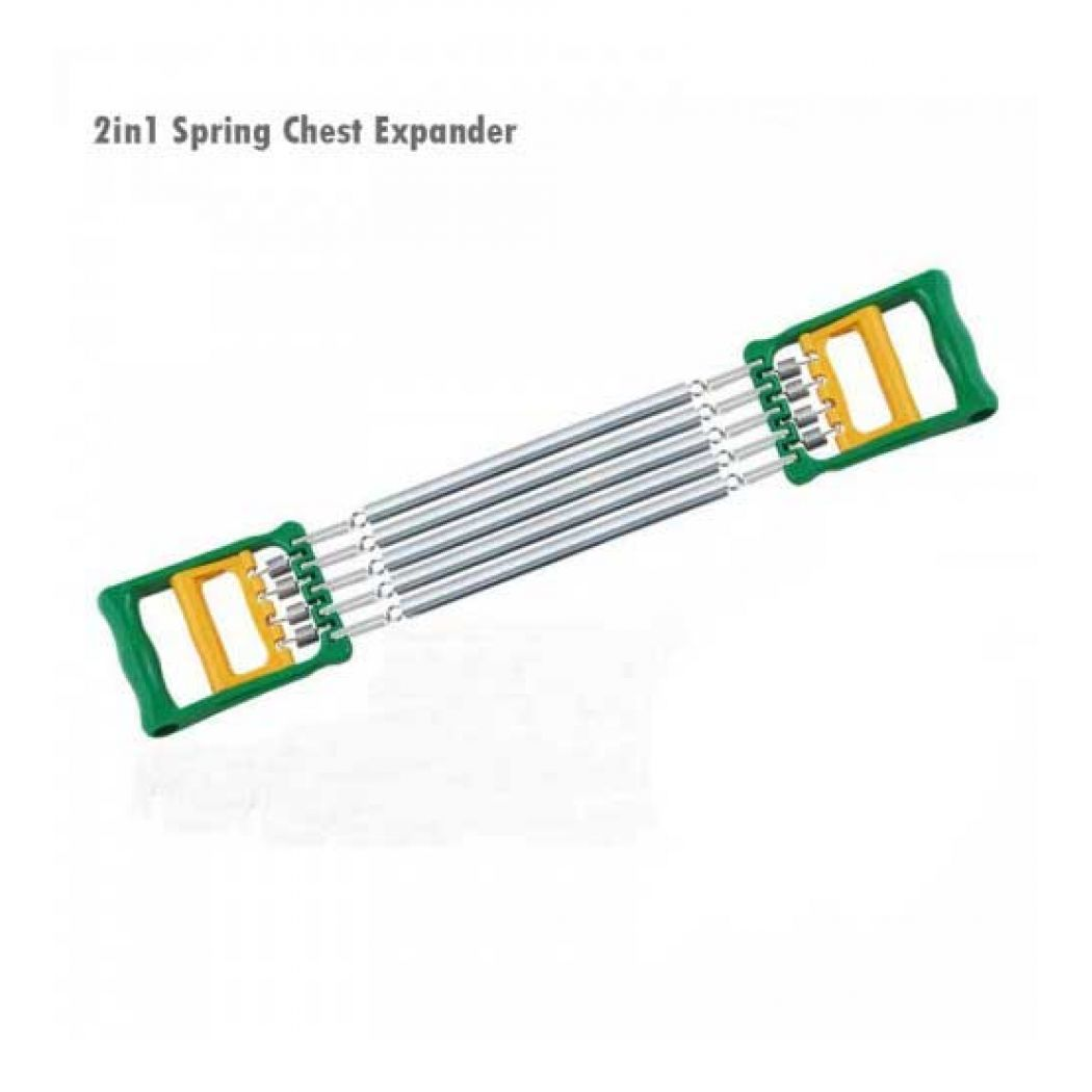 2in1 Spring Chest Expander