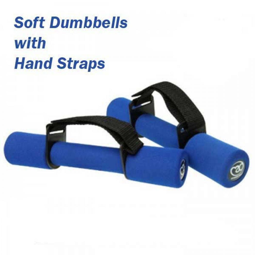 Hand Straps Soft Dumbbells