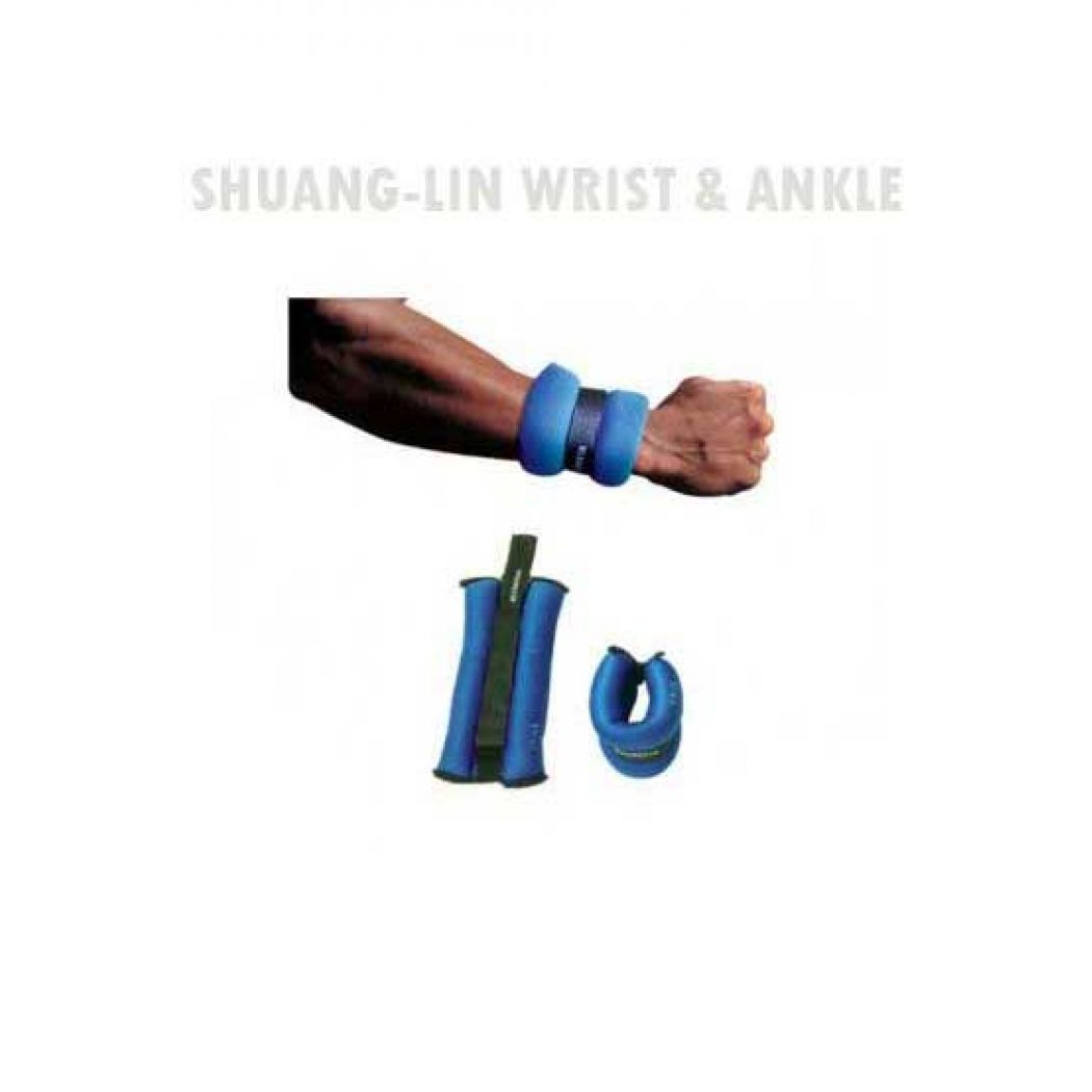 New Shuang-Lin Wrist And Ankle