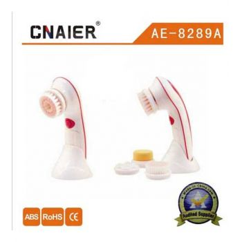 Cnaier 4 In 1 Waterproof Cleansing Brusher