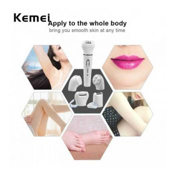 Kemei 5in1 Beauty Tool Kit