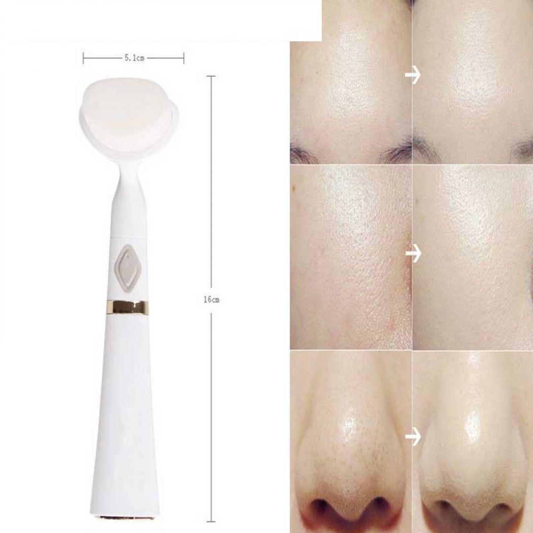 Pobling Pore Sonic Face Care Cleanser Brush