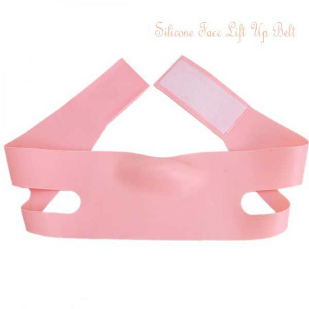 Silicone Face Lift Up Belt