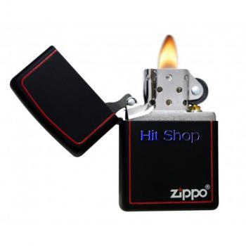 Zippo lighter 218-ZB classic black