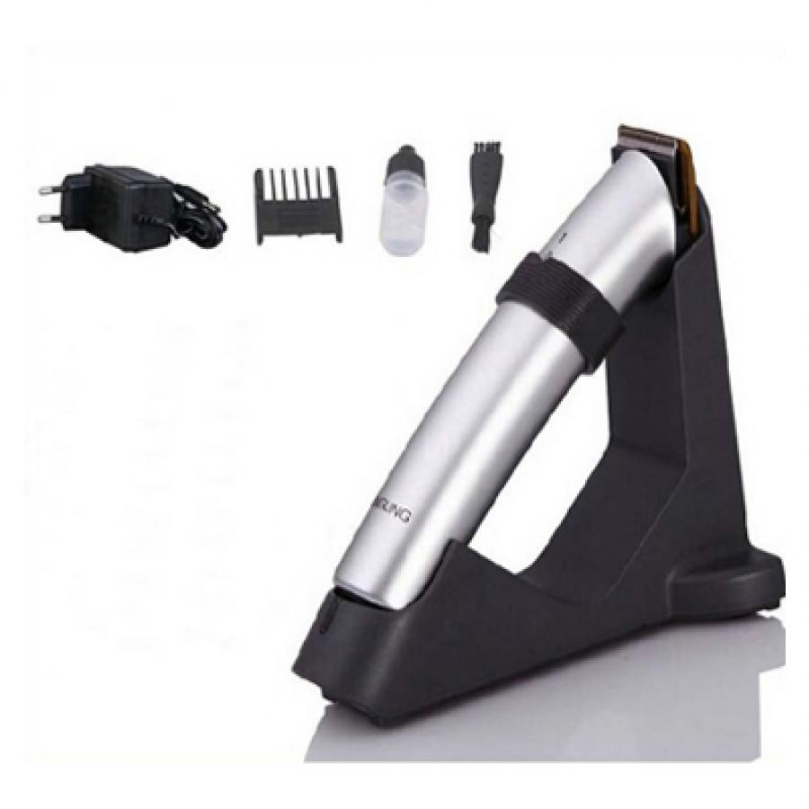 dingling professional rf 608 electric hair and beard trimmer in pakistan hi. Black Bedroom Furniture Sets. Home Design Ideas
