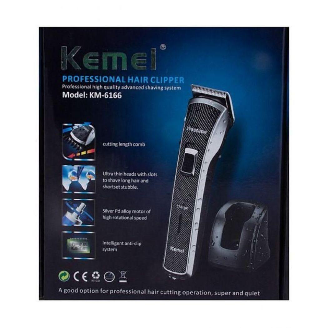Kemei Professional Hair Trimmer KM-6166