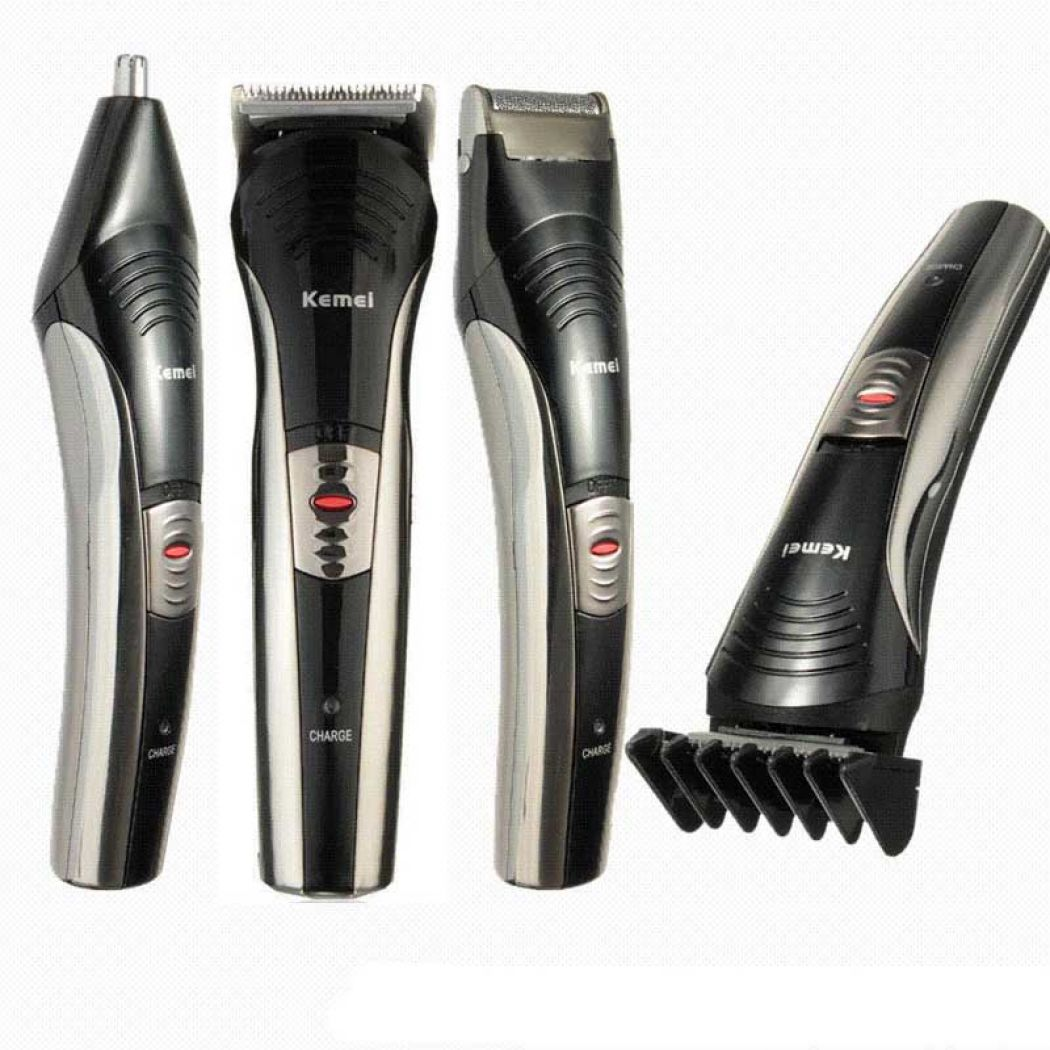Kemei 7in1 Grooming Kit Black KM-590A