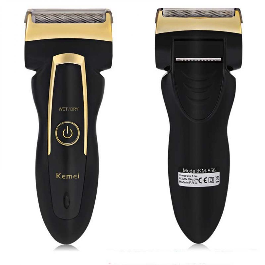 Kemei Rechargeable Electric Shaver Razor Trimmer K