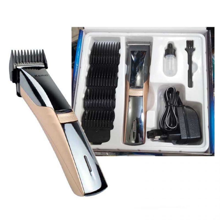Kemei Professional Hair Clipper And Trimmer KM-5018