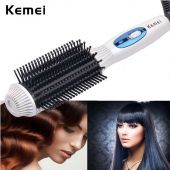 Kemei Hair Curlers And Straightener KM-8110