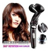 Secret Wave Curling Iron