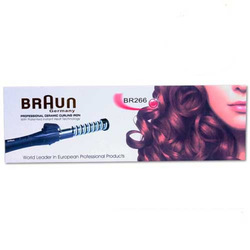 Braun Hair Curling Rod BR-266