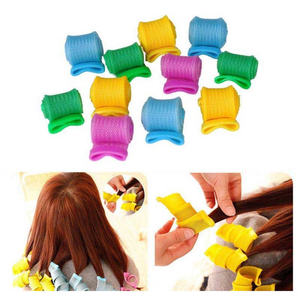 18 Pcs High-Speed Changing Magic Roller
