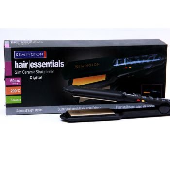 1 Slim Ceramic Hair Straightener by Remington