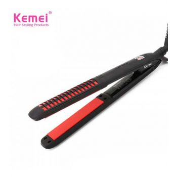 Kemei Portable Ceramic Coating Hair Straightener K