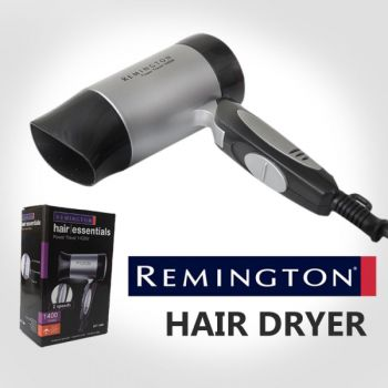New Remington Hair Dryer
