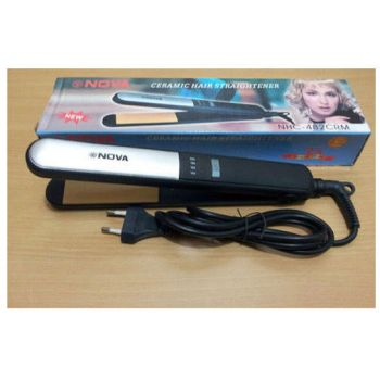 Nova hair straightener nhc-482crm