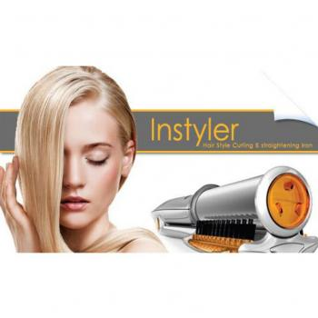 Instyler Hair Curler & Straightener