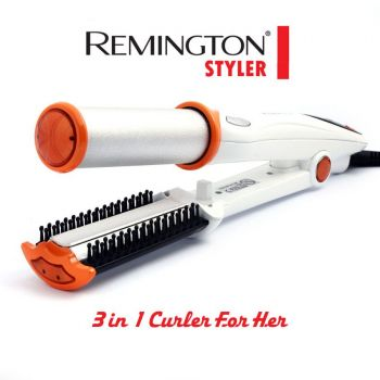 Remington Professional Hair Styler And Curler