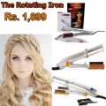 ALL In One STYLER InStyler The Rotating Iron