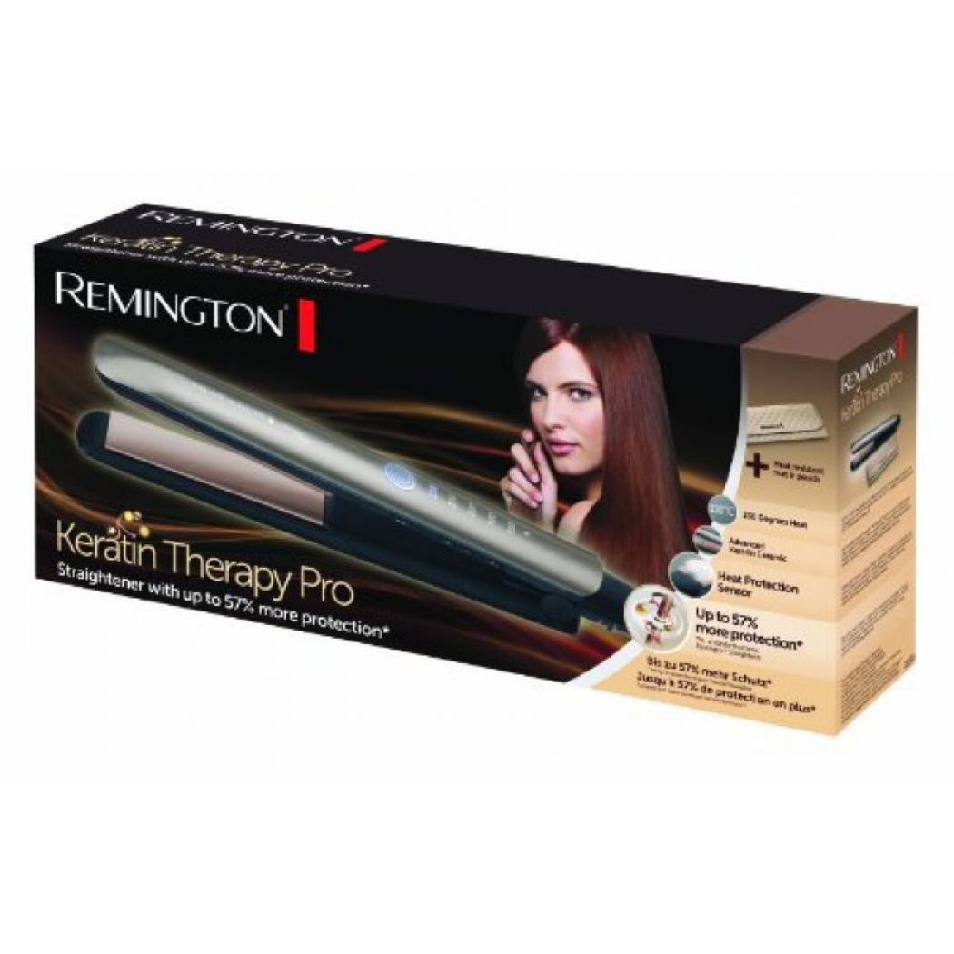 Remington Hair Straightener S8590 for Women