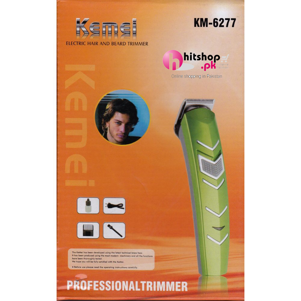 Kemei Rechargeable Trimmer M-6277