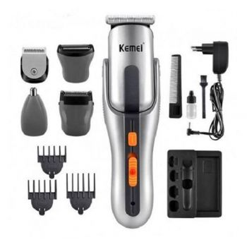 Kemei KM 680A Grooming Kit Shaver Trimmer And Nose