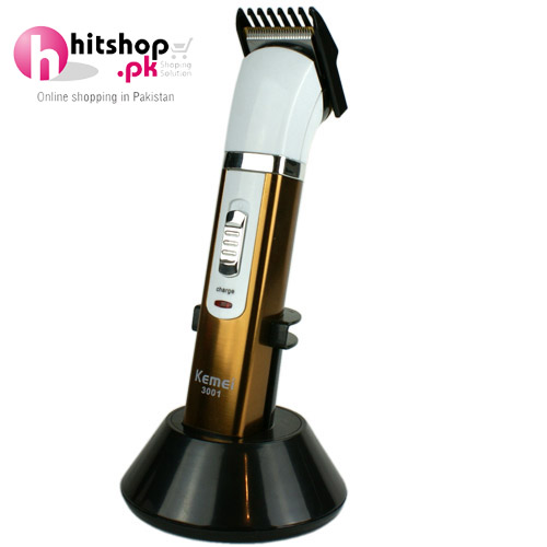 Kemei Proffessional Rechargeble Hair Clipper KM-30