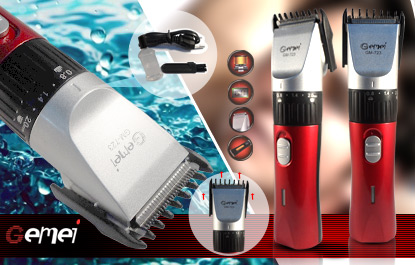 Gemei GM-723 Rechargeable Trimmer
